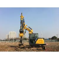 Cheap KR40 Hydraulic Rotary Piling Rig with Power Head Torque Max 40kNm, 1200mm Drilling Rig Machine for sale