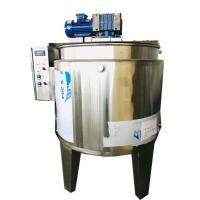 Cheap SSS304 Material Chocolate Melting Machine Customized Voltage For Cream for sale