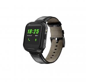 Cheap SOS Fall Alarm 650mAh Battery IP67 Seniors Smartwatch for sale