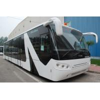 Cheap Large Capacity Low Carbon Alloy Aero Bus City Airport Shuttle equivalent to Cobus 2700 bus for sale