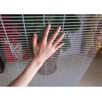 Cheap Portable Privacy Metal Security Fencing Construction Hoarding Finger Proof Wire for sale