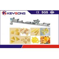 Cheap Fried Snack Food Processing Machinery , Doritos Tortilla Chips Food Production Machines for sale