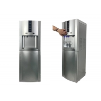 China Touchless Water Dispenser 16L/DS,free-standing, bottled type,no contact,touchless by hand sensing and auto-stop timer on sale