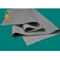 China Anti static Non woven 100% Polyester Needle Punched Felt Fabric Roll Eco friendly on sale
