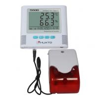 Buy cheap Plastic Temperature And Humidity Data Logger For Medical Warehousing Pharmacy from wholesalers