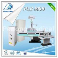 Cheap Digital High frequency Radiography & Fluoroscopy x-ray Equipment for medical diagnosis PLD8600 for sale