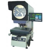China Switchable Lens Optical Profile Projector Programmable Z Axis 90mm Optical Comparator on sale