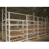 Cheap Q235B Steel Shelving Racks Carton Storage Rack 100-1000 Kg Per Level. wholesale