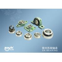 Cheap Industrial And Agricultural Mounted Bearing Units Low Noise / Pillar Block Bearings / Types of Ball Bearings for sale