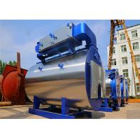 Cheap High Efficiency Fire Tube Gas Steam Boiler Fuel Fired Condensing For Food Factory for sale