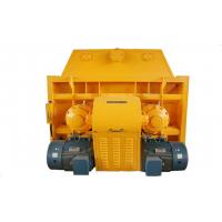 Cheap Three Phase Four Wire Mobile Concrete Mixing Plant High Efficiency Js3000 Model for sale