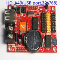 China P10 led display  module controller card HD-A40 on sale