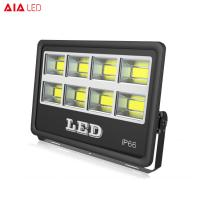 Cheap Hot sell aluminum 60degree led flood lights COB 400W Flood up light for buiding wall decoration for sale