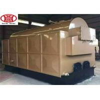 Cheap 0.5 Ton Industrial Wood Steam Boiler For Floating Fish Feed Extruder 500kg for sale