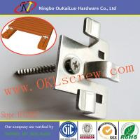 Stainless Steel WPC Decking Clips and Screws