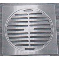 Cheap Export Europe America Stainless Steel Floor Drain Cover12 With Square(150.8mm*150.8mm*3mm) for sale