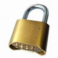 Cheap 4-digital Hardened Combination Lock for Warehouses and Shipping Containers for sale