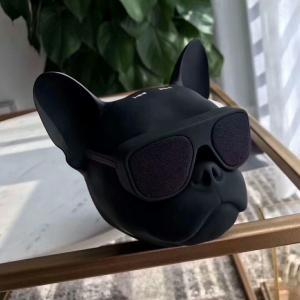 Cheap Jarre Aero Bull Nano Bluetooth Wireless Pug Dog Speaker In Matt Black for sale