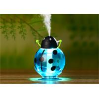 Cheap LED Beetle humidifier ultrasonic mini usb cool mist air humidifier for sale