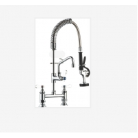 China 1.42GPM Wall Mount Ss304 Pre Rinse Unit on sale