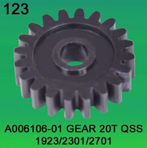 Cheap A006106-01 GEAR TEETH-20 FOR NORITSU QSS1923,2301,2701 minilab for sale
