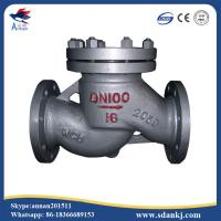 Cheap Stainless Steel Lift Check Valve for water gas PN16 PN25 PN40 for sale