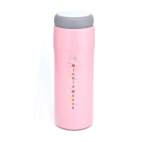 Cheap 450ml 67x195mm BSCI Thermos Stainless Steel Food Flask for sale