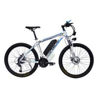 China 5 Shifts 26 Inch Electric Bicycle 350w 35 KM/H High Sensitivity Long Service Life on sale
