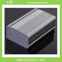 Cheap 95*55*80/95/100/120/130/180mm DIY wall mount aluminum enclosures for electric box for sale