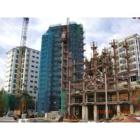 Buy cheap ISO Quality Building Steel Frame For Residential Buildings With Paint Treatment from wholesalers