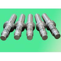 Cheap 42CrMo Superior Industrial Forged Alloy Steel Step Shaft Forging , High Performance wight 3 - 40 tons for sale