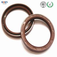 Cheap rubber oil seal with double lip type national oil seal for TC type oil size for sale