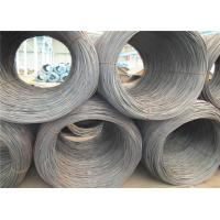 Cheap Vehicle GB SWRH72A High Carbon Spring Steel Wire Rod , Hot Rolled Steel Rod wholesale