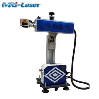 Cheap Online Marking Flying Laser Marking Machine For Production Line for sale
