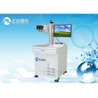 Cheap 10W 30W CO2 Laser Marking Systems For Lasermark On Non metal Surface Marking for sale