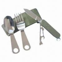 Cheap Flatware set, made of stainless steel for sale