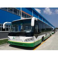 Cheap Durable Low Floor Buses high capcity standard 14 seats diesel engine for sale