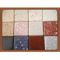 China with top quality modified acrylic artificial marble sheet for seashell color on sale