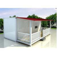 Cheap Economical EPS Neopor flat pack prefab modular house with Bathroom for sale