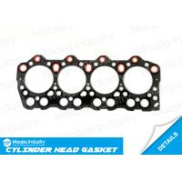 Cheap 4D34 Engine Gasket Cylinder Head Fitts MITSUBISHI CANTER Platform Chassis FB FE FG 3.9L ME013300 wholesale