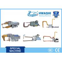 China Low Voltage High Precision Portable Spot Welding Machine Hwashi For Metal Wire on sale