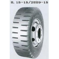 China 28x9-15 , 8.15-15 Pneumatic Forklift Tire Tyre on sale