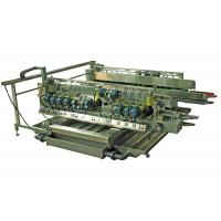 Glass Straight Line Edging Machine Double Sides Glass Edger For Architecture Glass