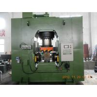 High Accuracy 63 Ton Hydraulic Extrusion Press For Fishing Reel PLC Control