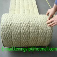 Cheap Rock wool blanket with wire mesh for building and oven insulation/Mineral wool for sale