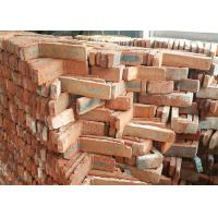 Cheap Acid - Resistant Red Quoin Corners Brick For Wall Decoration 230*110*50*22 for sale