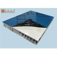 Cheap Insulated Aluminum Panel Aluminum Honeycomb Panel For Wall Decoration for sale