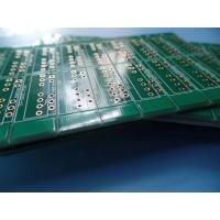 Buy cheap 2oz Double Sided PCB 0.062 Inches Thickness Green Mask White Silkscreen Immersion Gold PCB from wholesalers