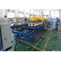 Quality SBG300 Double Wall Corrugated Pipe Extrusion Line , Corrugated Pipe Making Machine wholesale