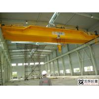 Cheap Best Quality 50 ton / 10 ton QD Series Double Girder Overhead Crane With 2 hook for sale